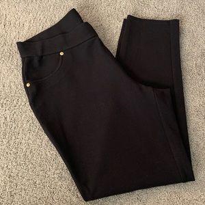 Black Knit, Michael Kors Pants- Sz 16W